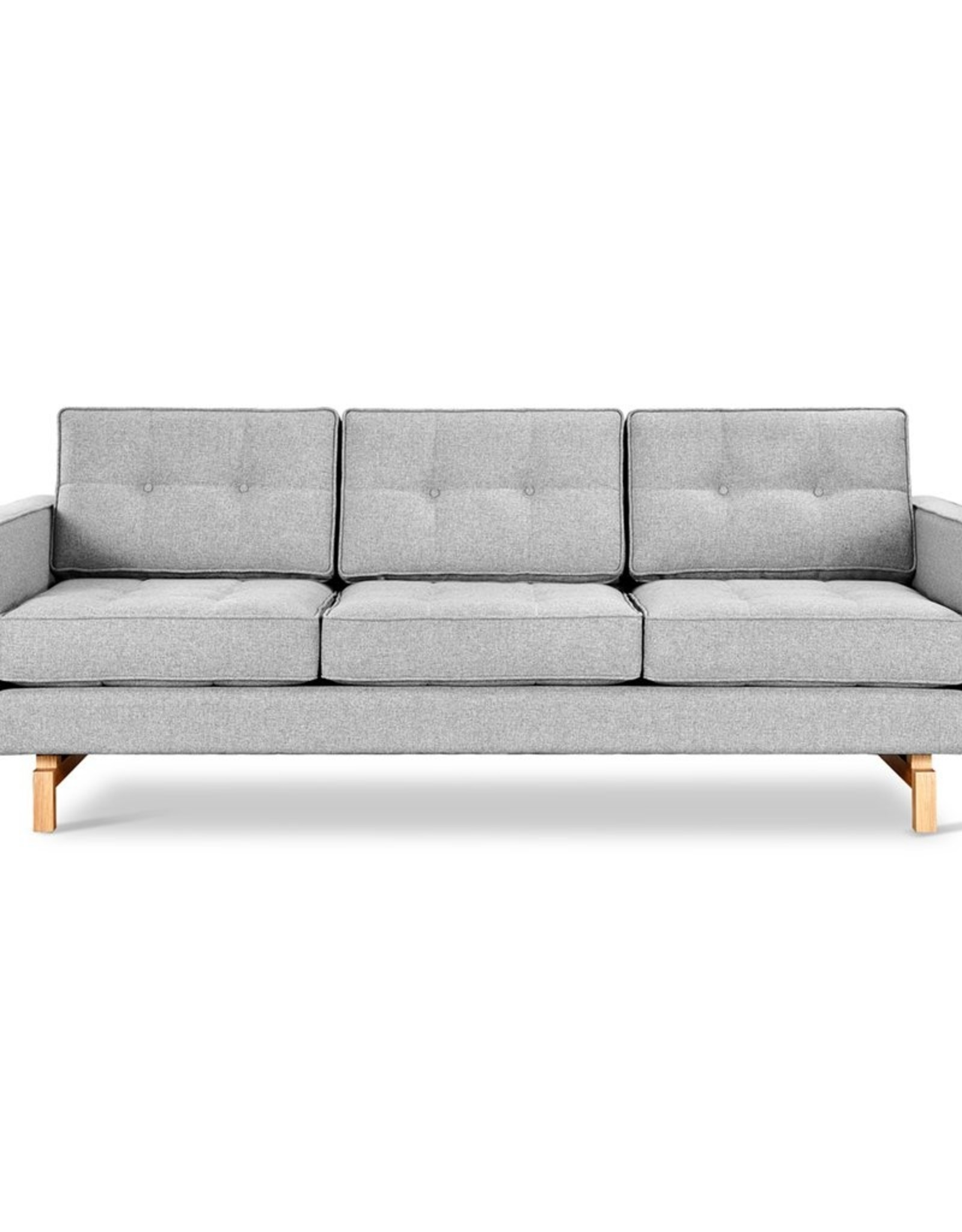 Gus* Modern Jane 2 Sofa, Natural Ash Base