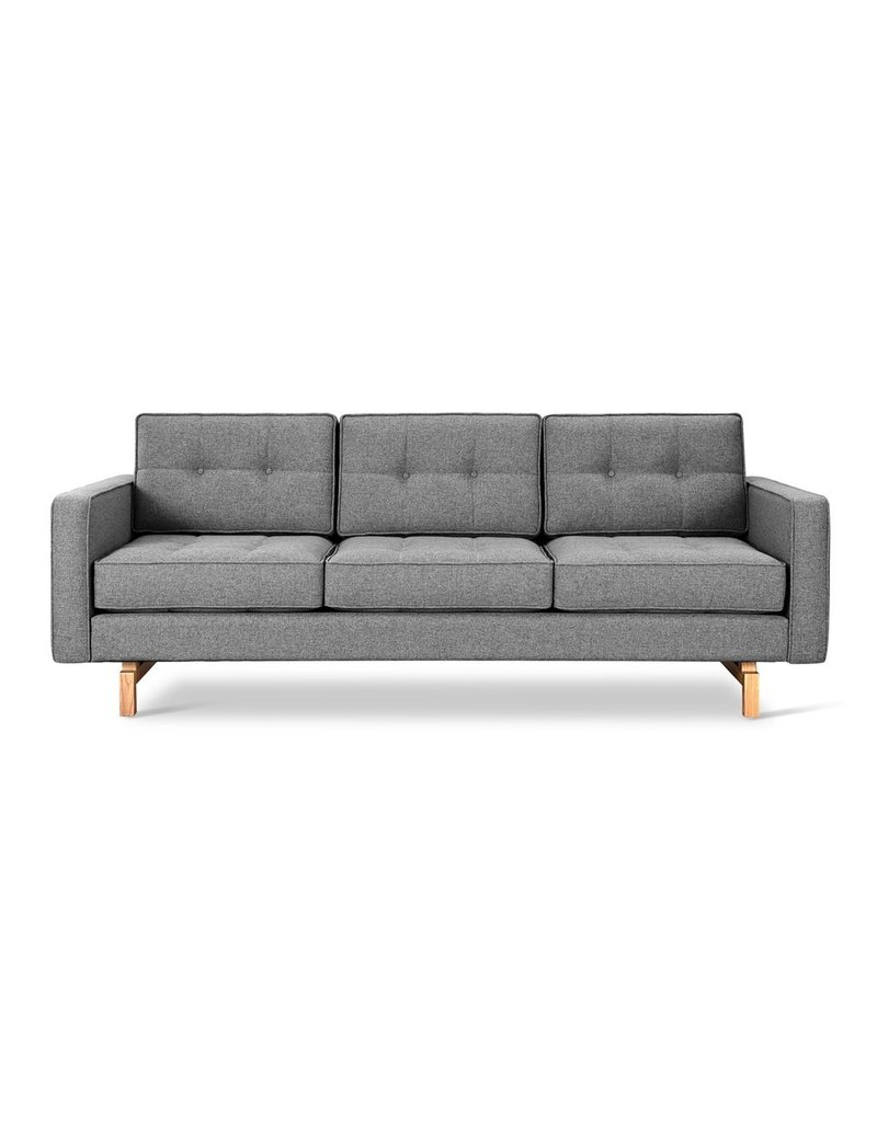 Gus* Modern Jane 2 Sofa, Ash Natural