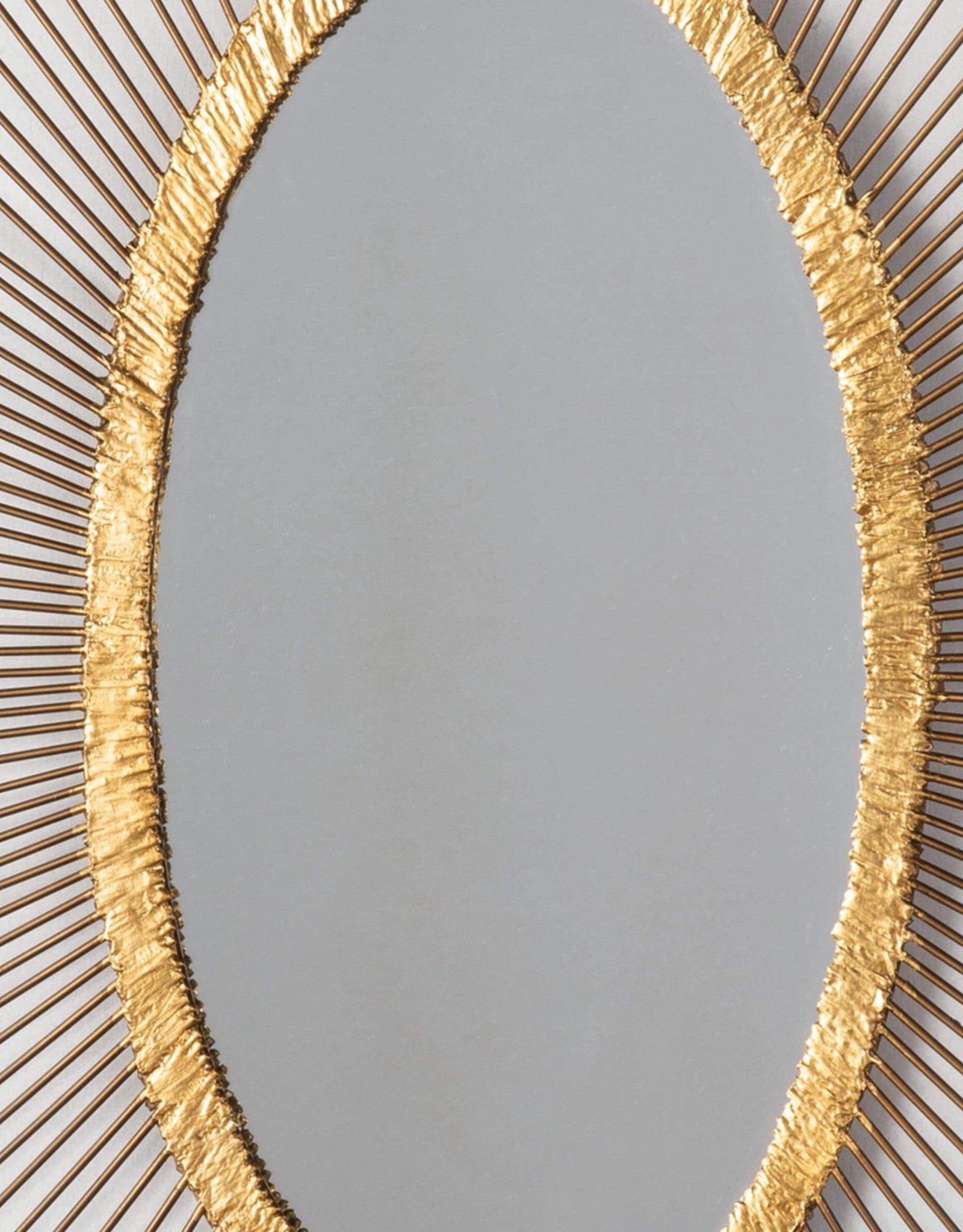 Regina Andrew Design Sedona Oval Mirror
