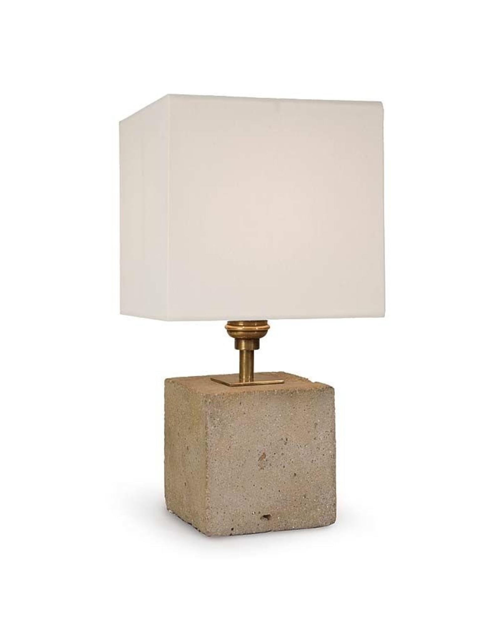 Regina Andrew Design Concrete Mini Cube Lamp