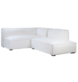 Dovetail Adelle L-Shape Sofa