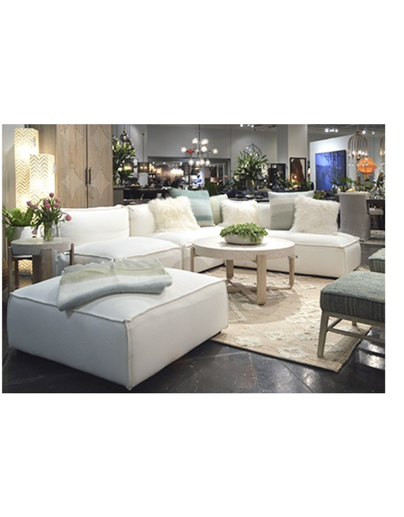 Dovetail Adelle L-Shape Sofa