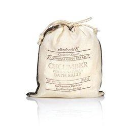 Elizabeth W Cucumber Bath Salts