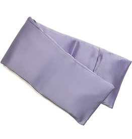 Elizabeth W Hot/Cold Flaxseed Pack, Purple Silk