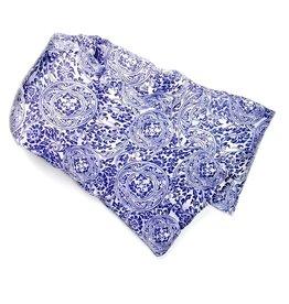 Elizabeth W Hot/Cold Flaxseed Pack, Venetian Blue Silk