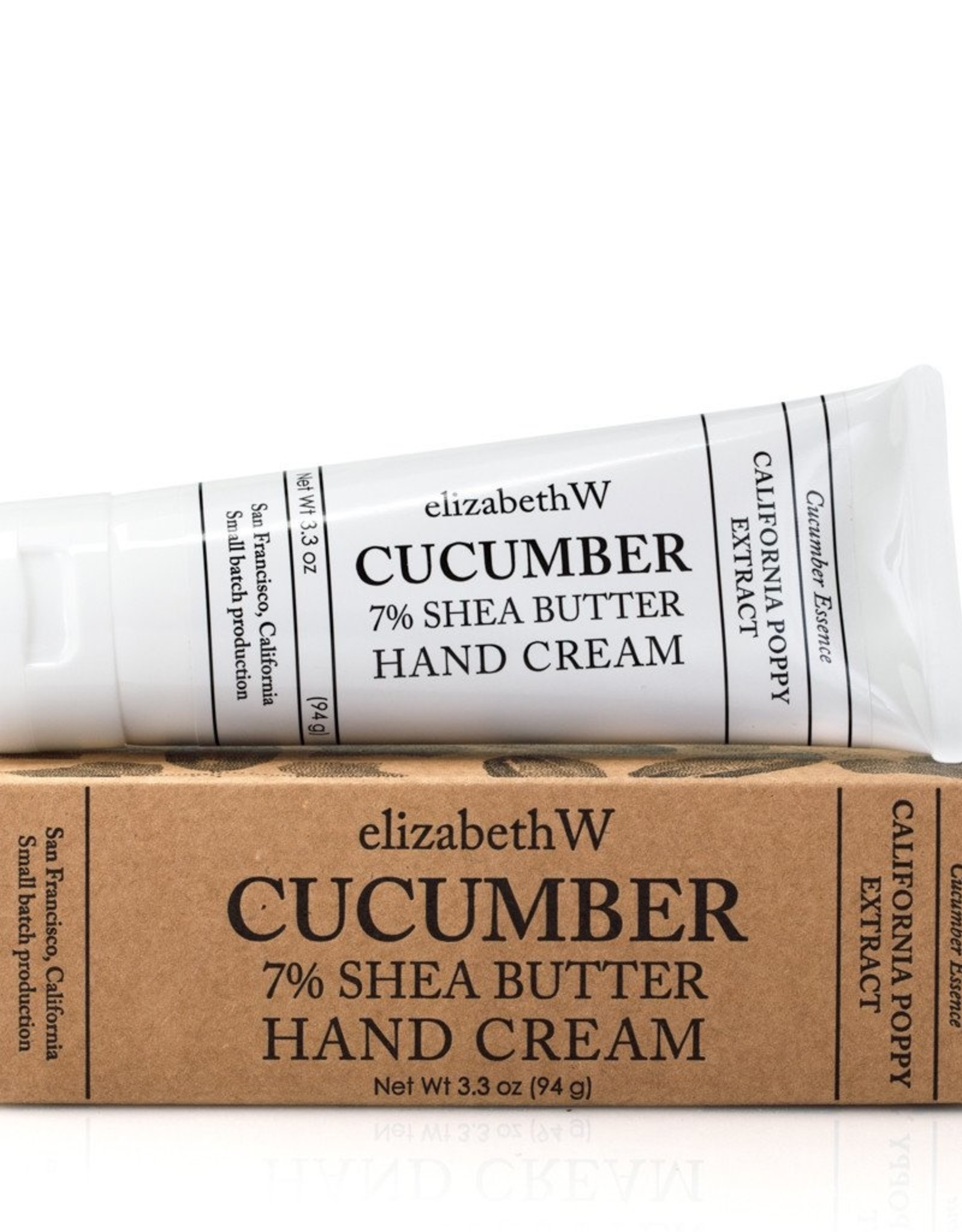 Elizabeth W Cucumber Hand Cream