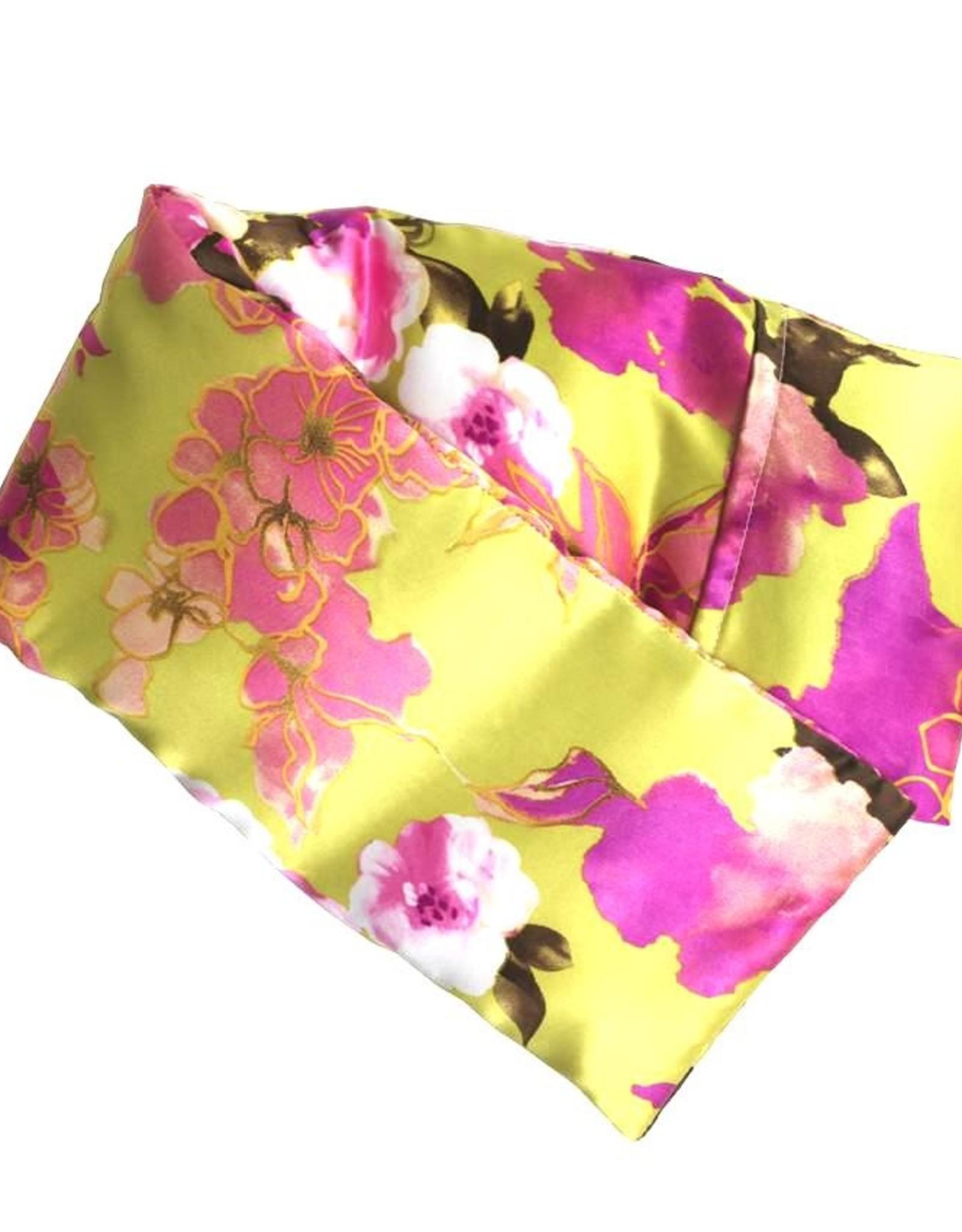 Elizabeth W Hot/Cold Flaxseed Pack, Kimono Silk