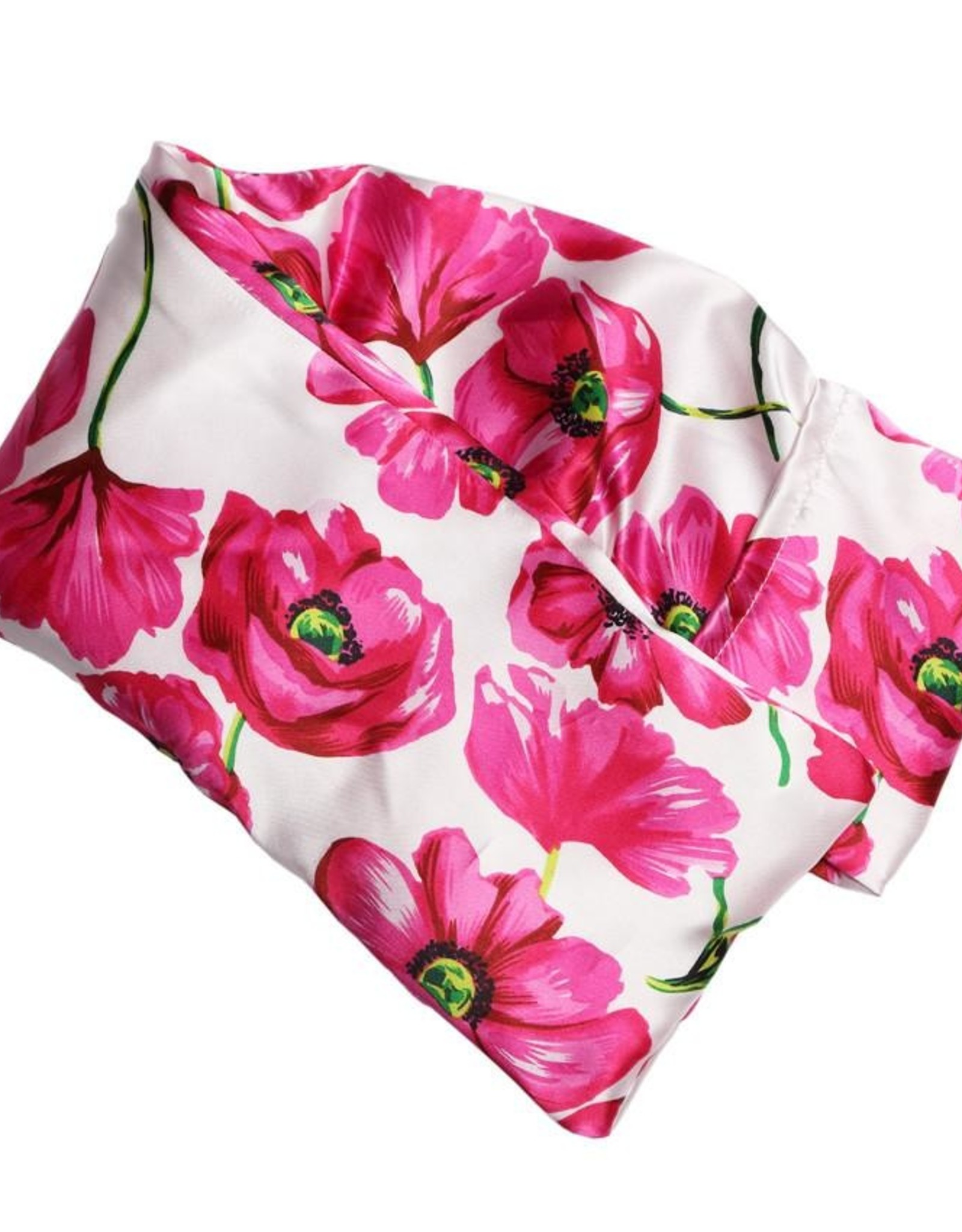 Elizabeth W Hot/Cold Flaxseed Pack, Poppy Silk