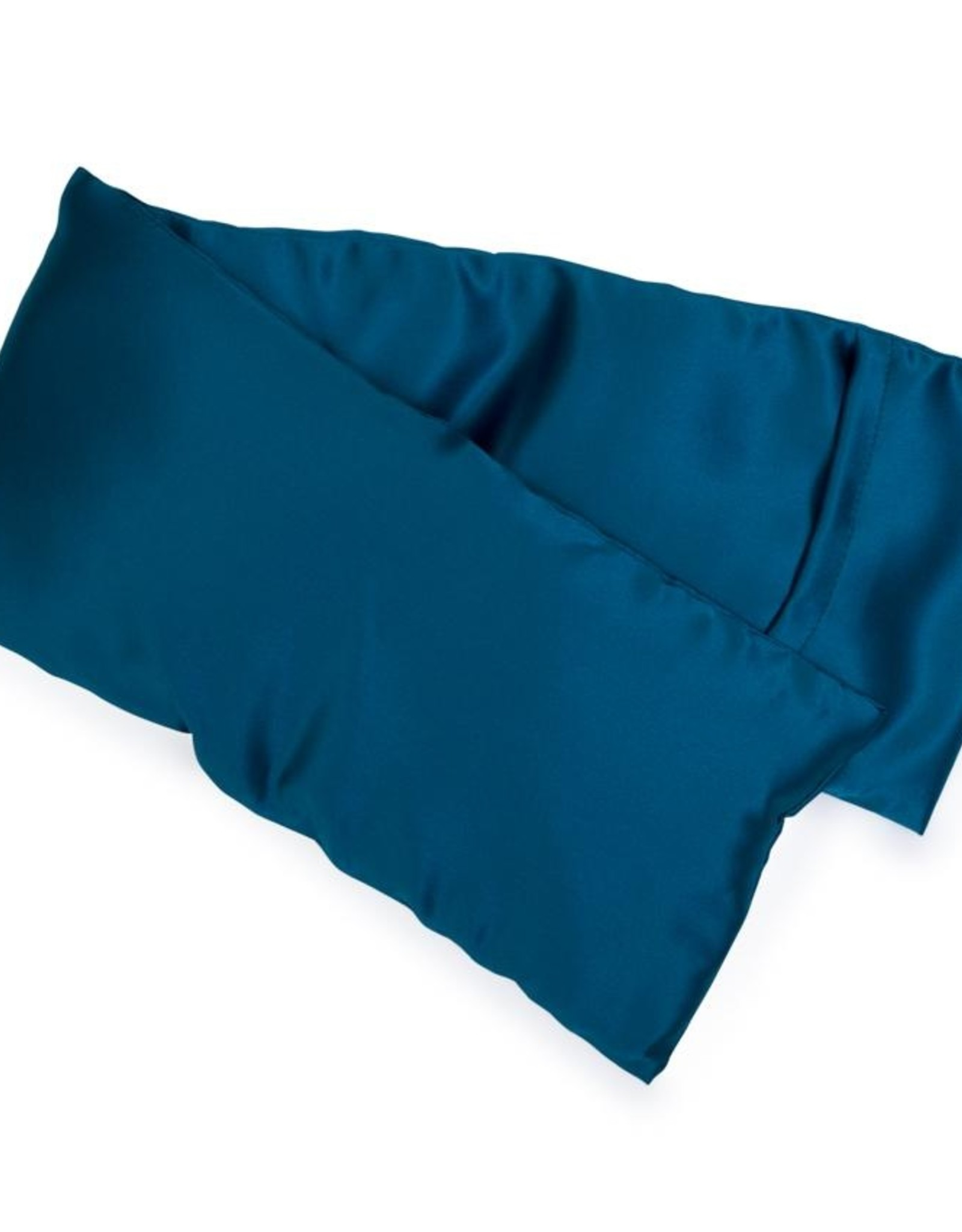 Elizabeth W Hot/Cold Flaxseed Pack, Teal Silk