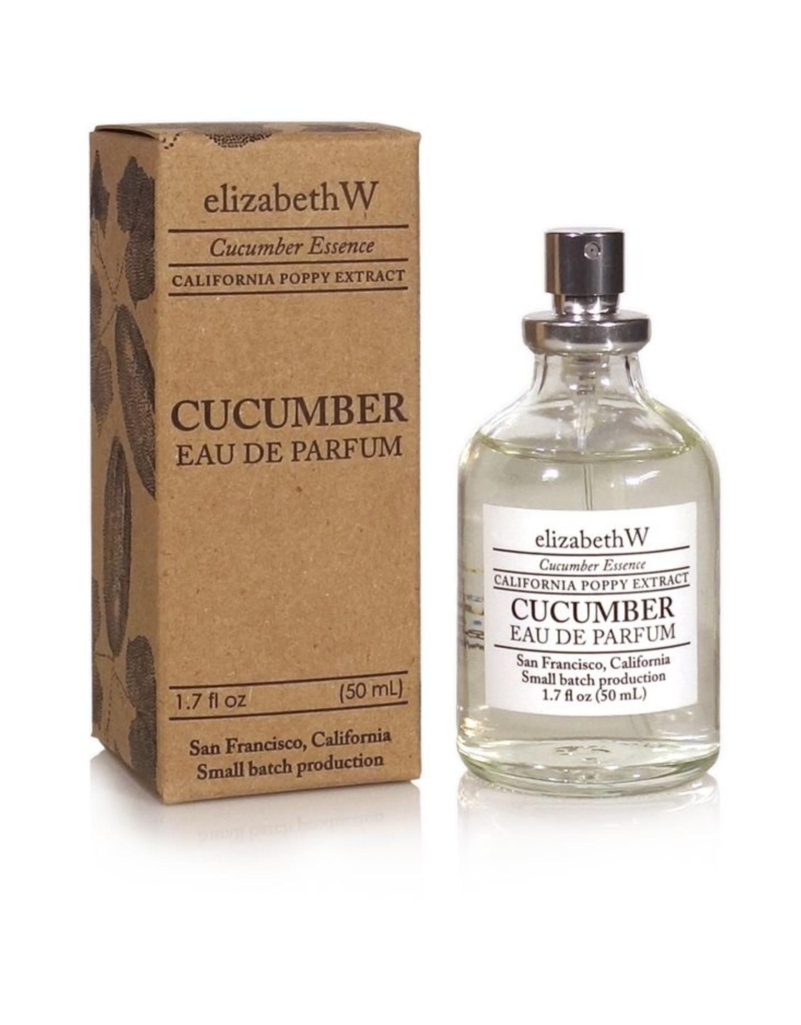 Elizabeth W Cucumber Eau de Parfum