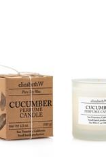 Elizabeth W Cucumber Aromatherapy Candle