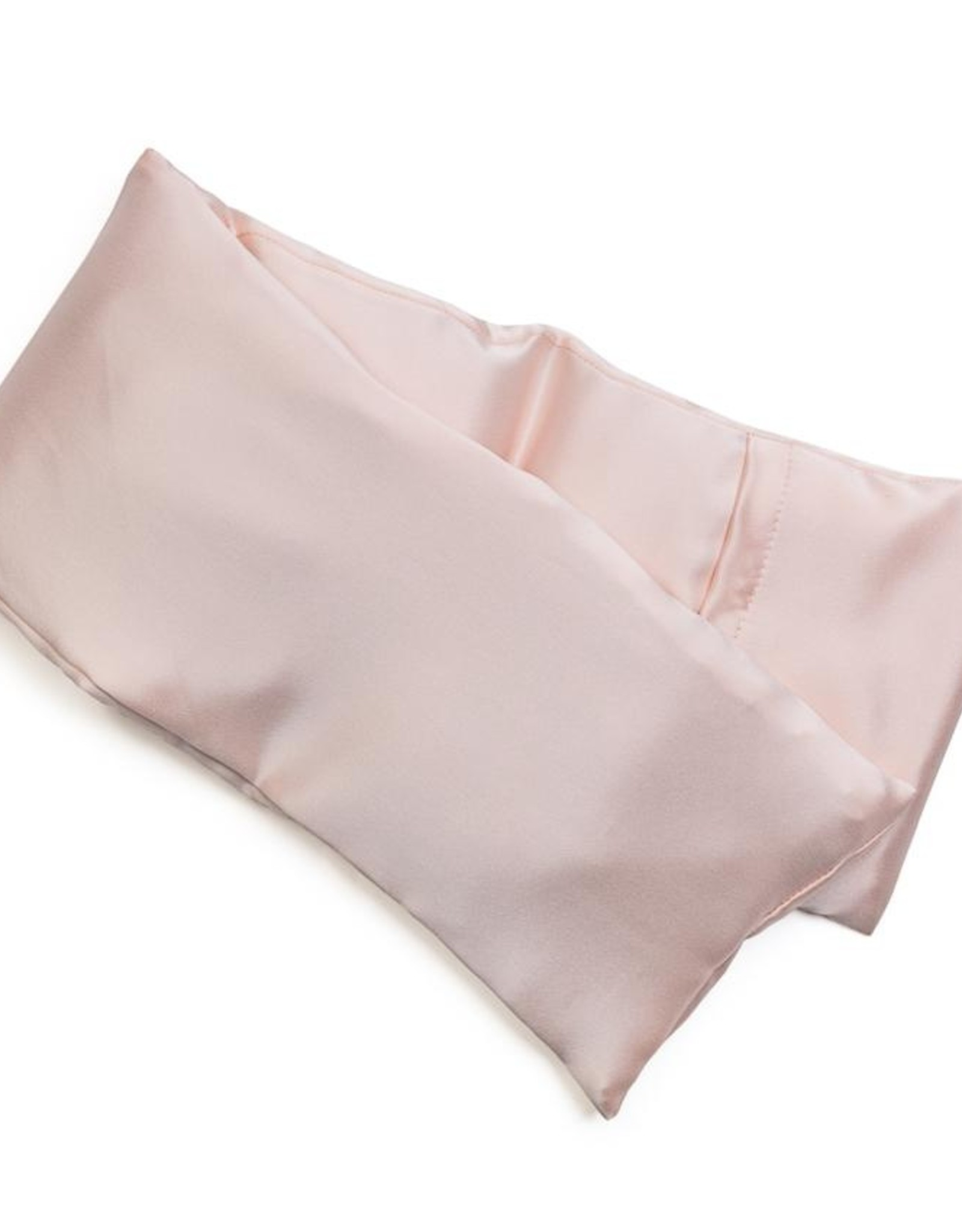Elizabeth W Hot/Cold Flaxseed Pack, Pink Silk