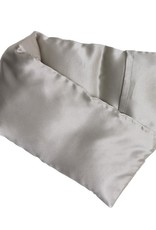 Elizabeth W Hot/Cold Flaxseed Pack, Silver Silk