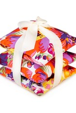 Elizabeth W Bouquet Silk Sachet Set