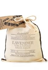 Elizabeth W Lavender Bath Salts