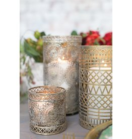 Accent Decor Sahra Votive 3.5x3.75