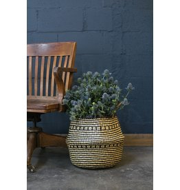 Accent Decor Benni Basket 14x13.5