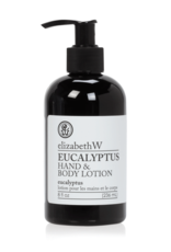 Elizabeth W Eucalyptus Hand & Body Lotion