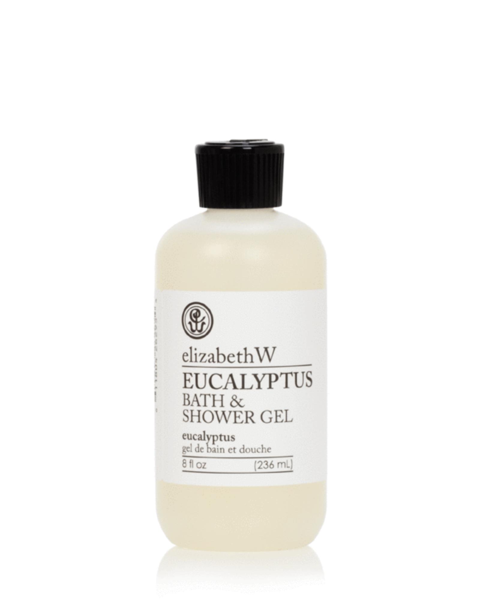 Elizabeth W Eucalyptus Bath & Shower Gel