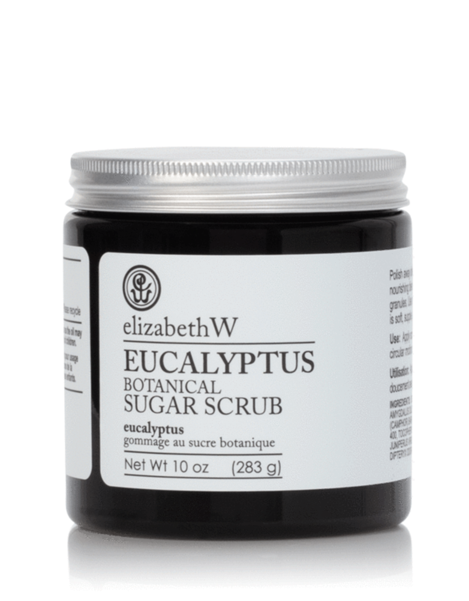 Elizabeth W Eucalyptus Sugar Scrub