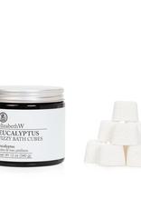 Elizabeth W Eucalyptus Fizzy Bath Cubes