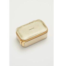 MIni Jewelry Box Gold
