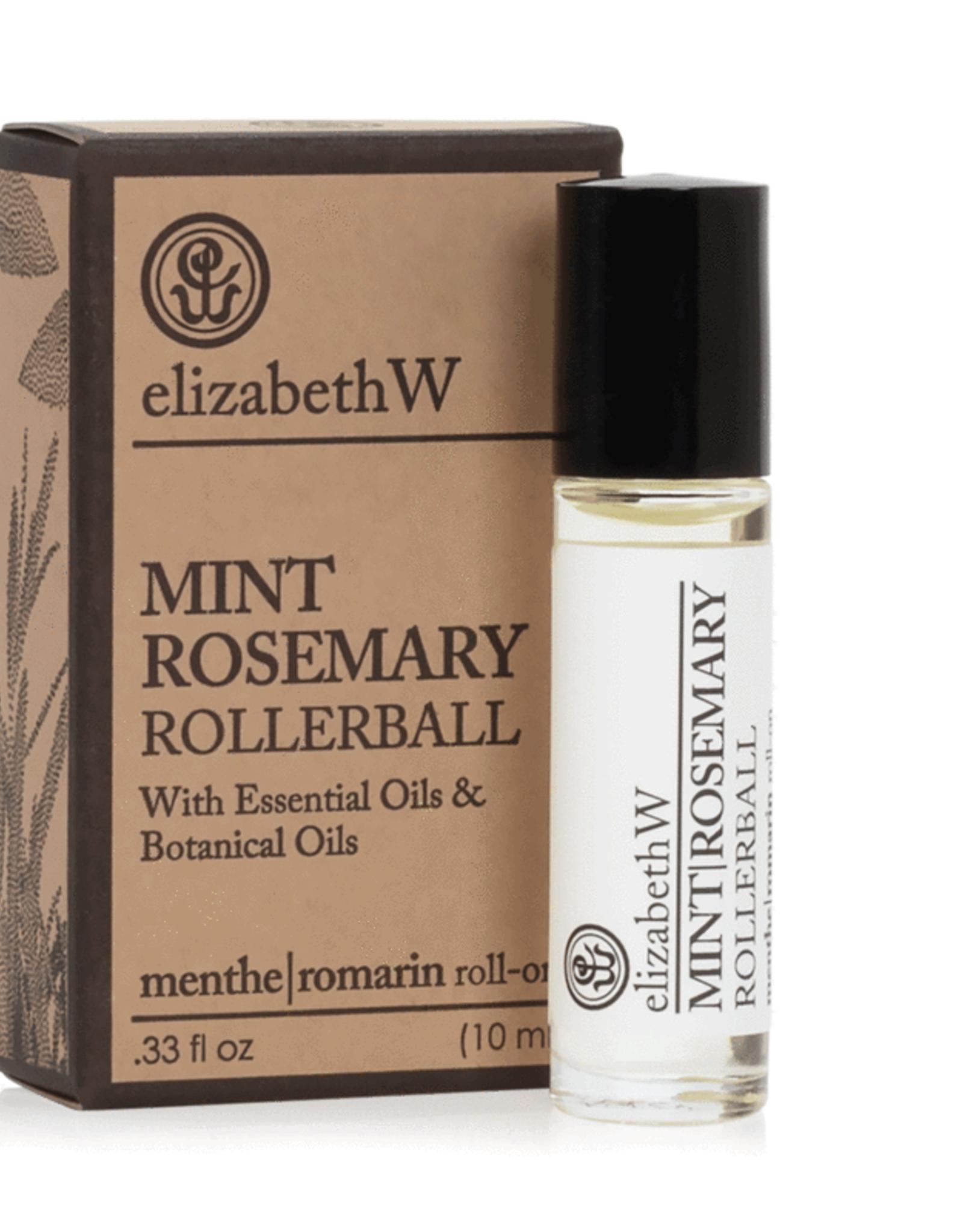 Elizabeth W Mint Rosemary Perfume Oil Rollerball