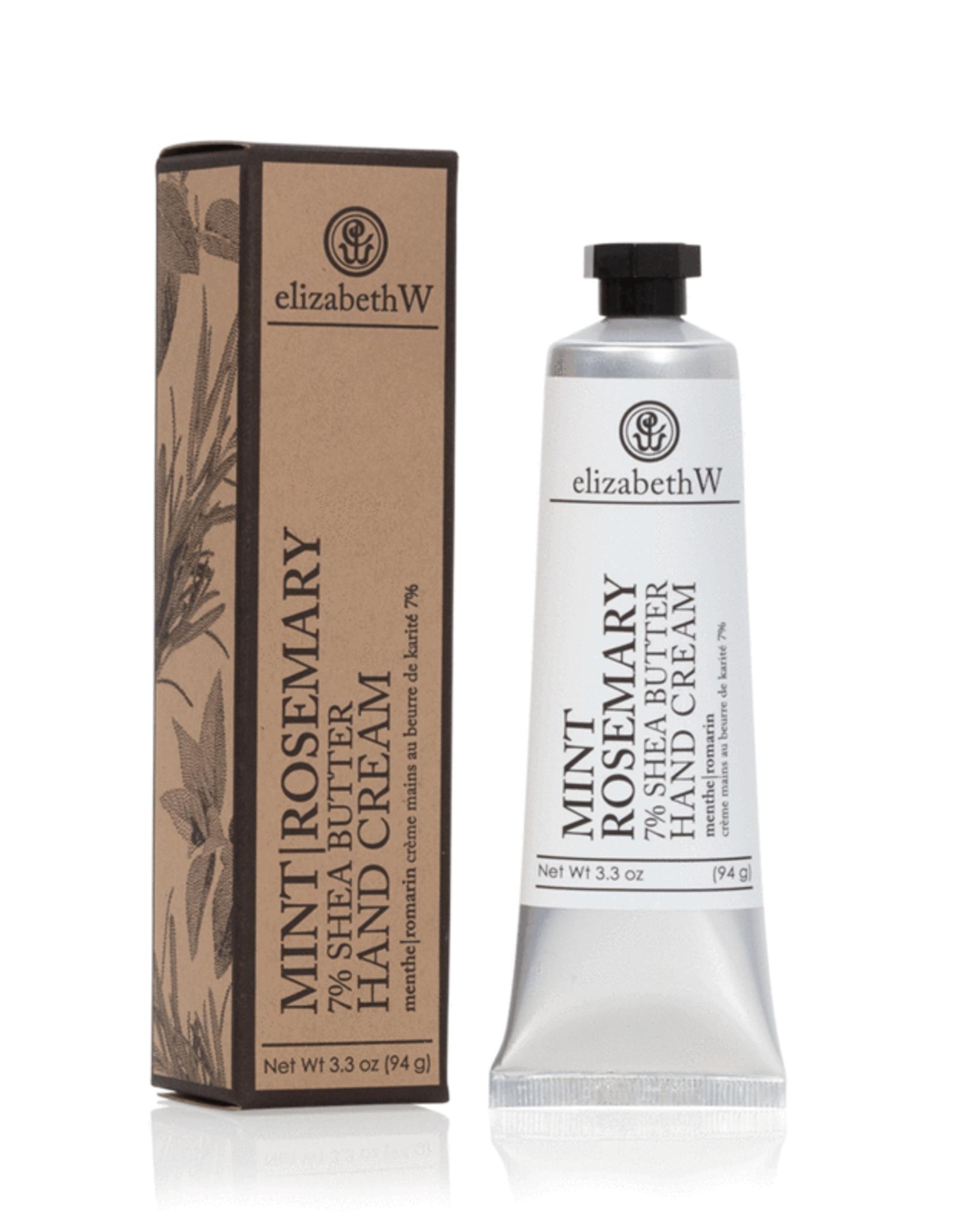 Elizabeth W Mint Rosemary Hand Cream