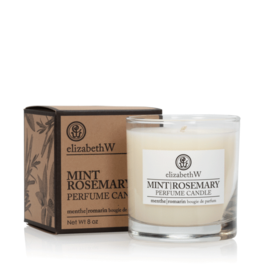 Elizabeth W Mint Rosemary Candle