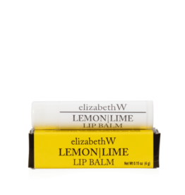 Elizabeth W Lemon Lime Lip Balm