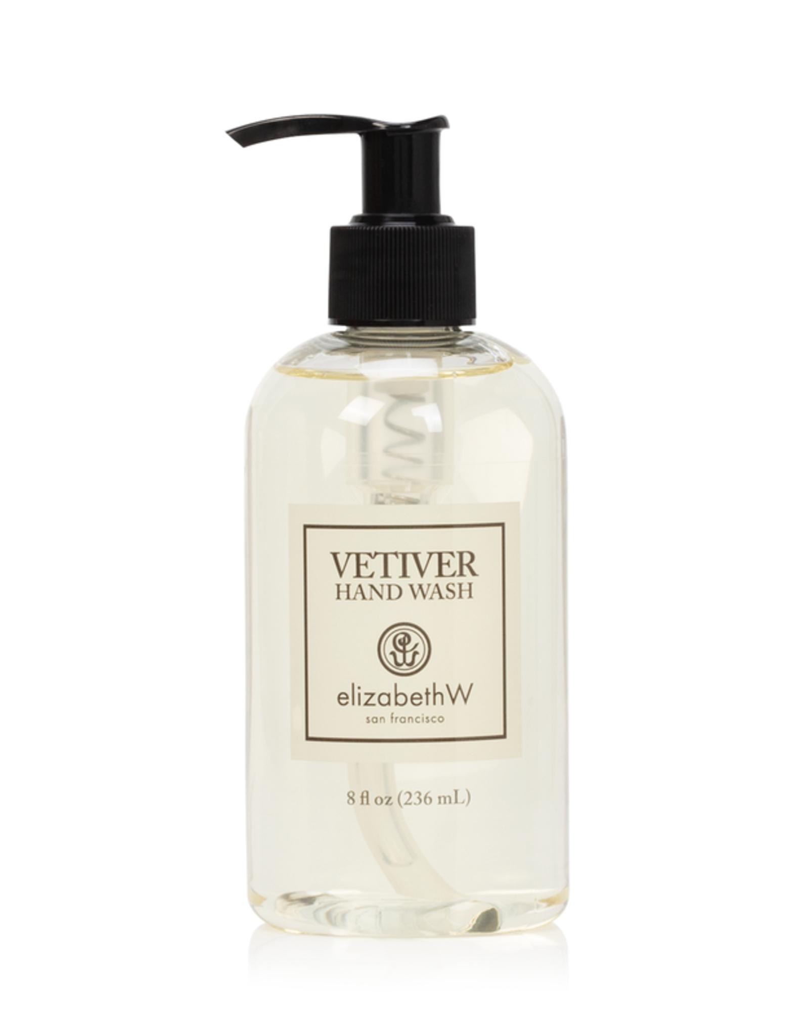 Elizabeth W Vetiver Hand Wash, 8 fl. oz.