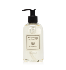 Elizabeth W Vetiver Hand Wash, 8 fl. oz.