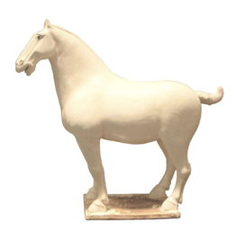 Lily's Living White Tang Horse- Small