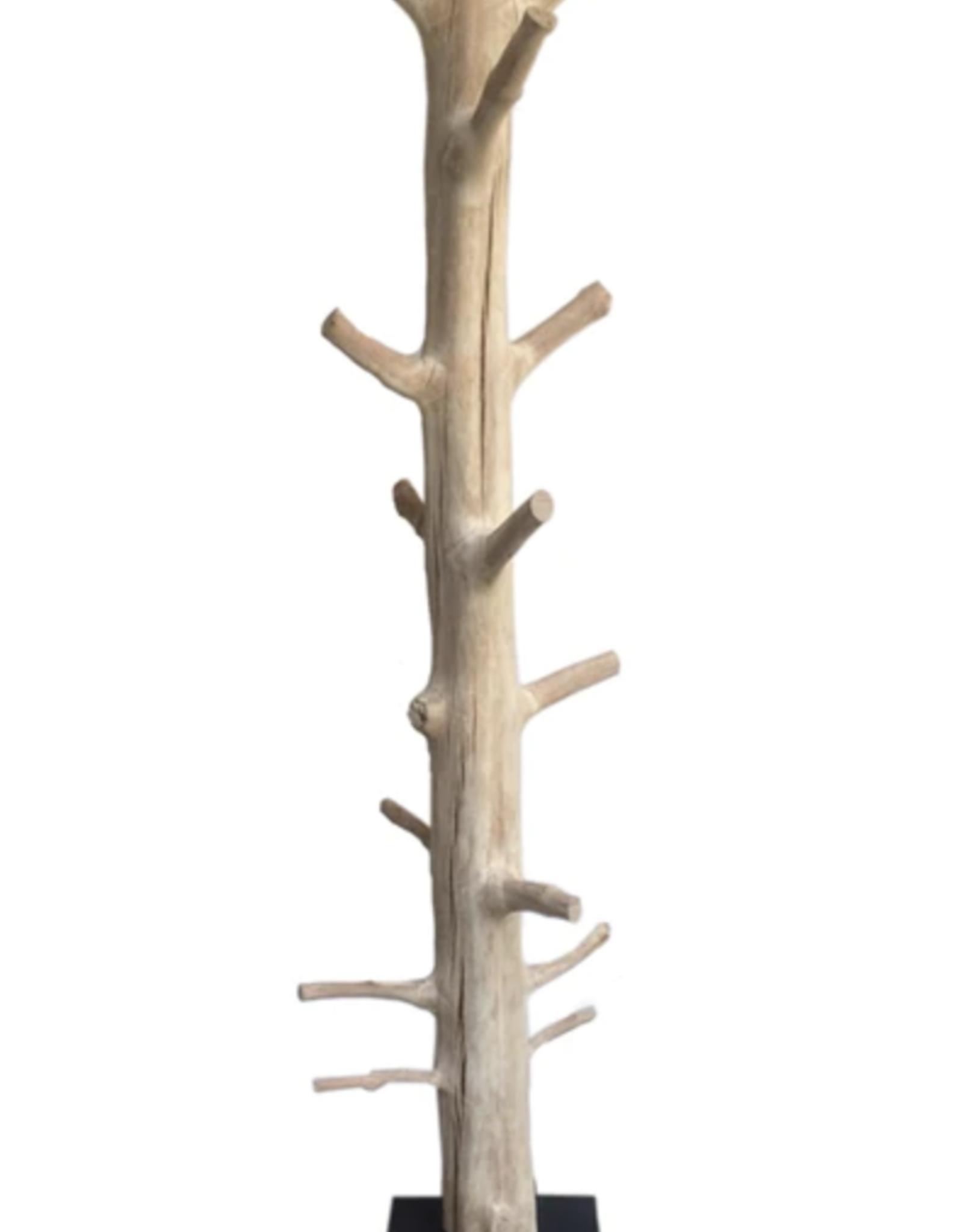 Mangosteen Tree Floor Coat Rack