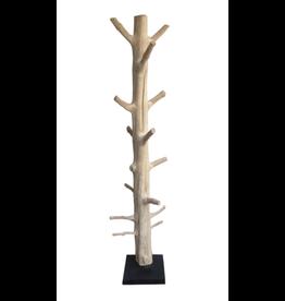 Lily's Living Mangosteen Tree Floor Coat Rack