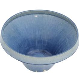 Blue Vintage Style Ceramic Bowl