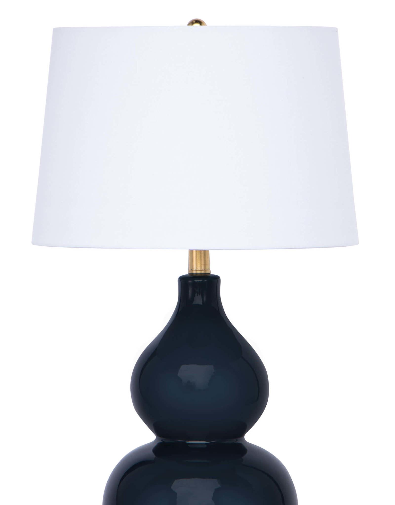 Regina Andrew Design Madison Ceramic Table Lamp (Navy)