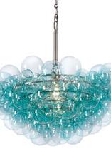 Regina Andrew Design Bubbles Chandelier (Aqua)