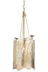 Regina Andrew Design Sea Fan Chandelier Small (Polished Brass)