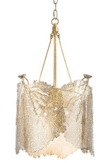 Regina Andrew Design Sea Fan Chandelier Large (Polished Brass)