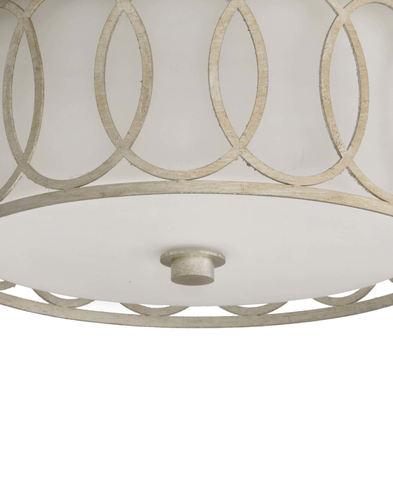 Regina Andrew Design Fusion Flush Mount (Silver Leaf)