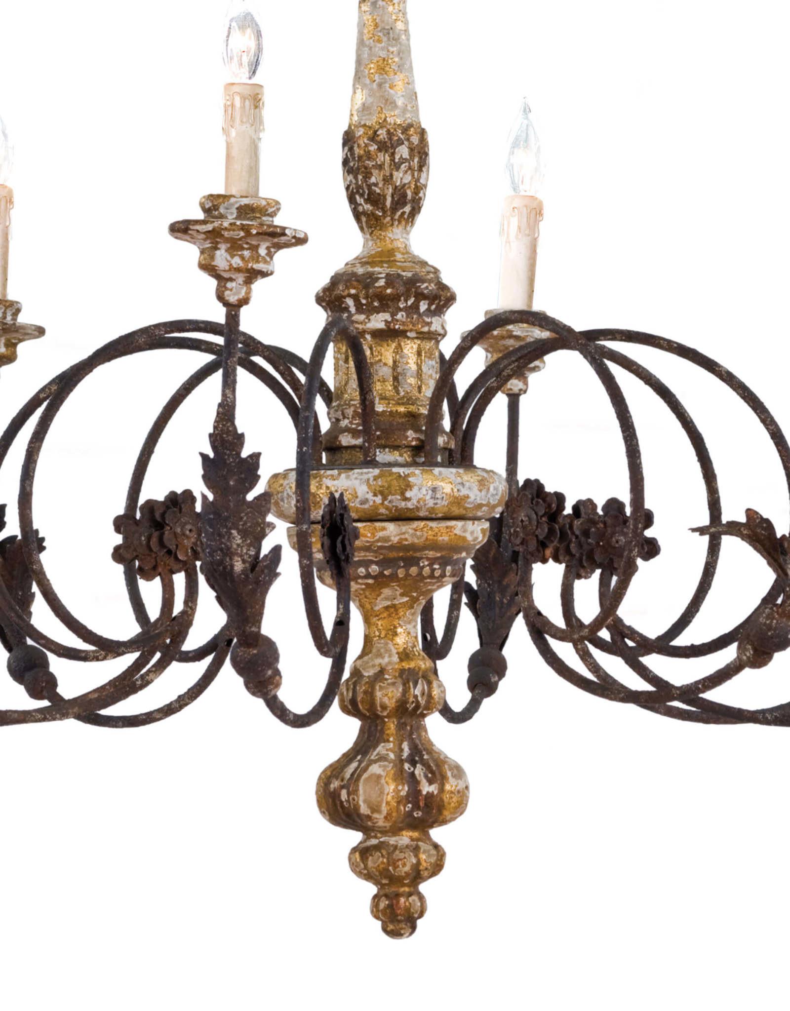 Regina Andrew Design Florence Chandelier