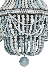 Regina Andrew Design Malibu Chandelier (Weathered Blue)