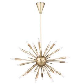 Regina Andrew Design Nebula Chandelier Small (Natural Brass)