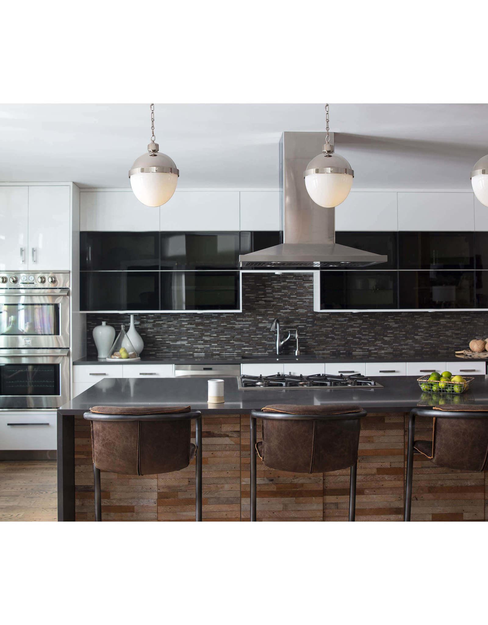 Regina Andrew Design Otis Pendant Large (Polished Nickel)