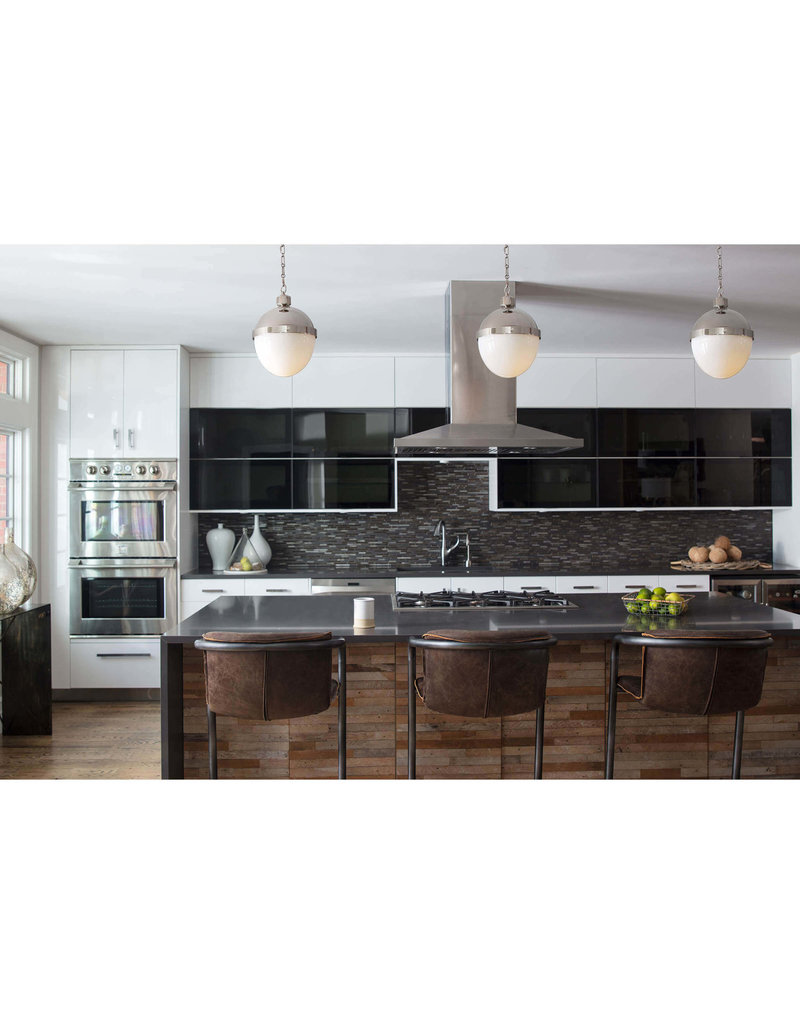 Regina Andrew Design Otis Pendant Large Polished Nickel