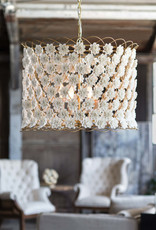 Regina Andrew Design Alice Porcelain Flower Chandelier