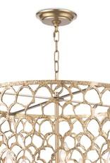 Regina Andrew Design Cabana Chandelier (Brass)