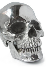 Regina Andrew Design Metal Skull ( Polished Nickel)