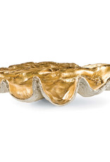 Regina Andrew Design Golden Clam Bowl Large
